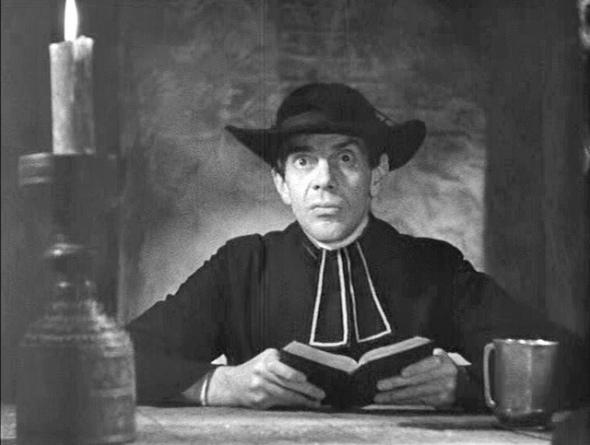 Raymond Massey as Chauvelin