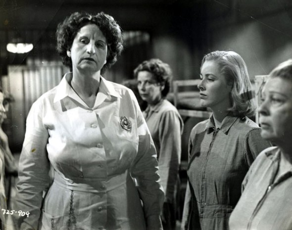 Hope Emerson is great as Matron Harper