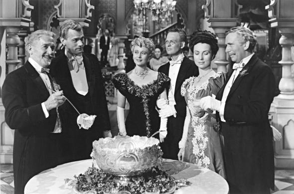 Major Amberson, Eugene Morgan, Isabel Amberson, Wilbur Minafer, Fanny Minafer, Jack Amberson