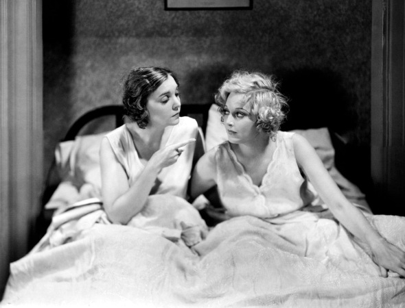 "Pitts and Thelma Todd in ""On The Loose"" (1931)"
