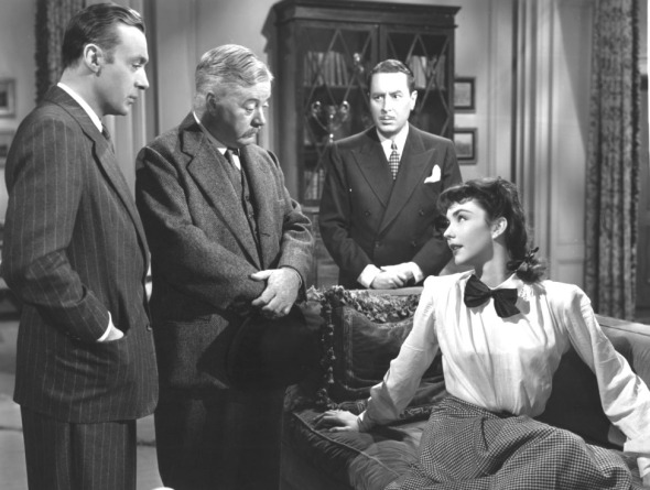 Charles Boyer, Billy Bevan, Reginald Gardiner, Jennifer Jones