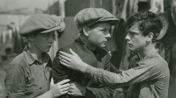 Dorothy Coonan, Edwin Phillips, Frankie Darro