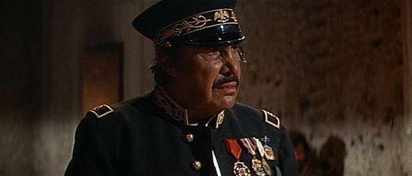 Emilio Fernandez as Mapache