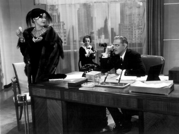 Thelma Todd, Bebe Daniels, John Barrymore