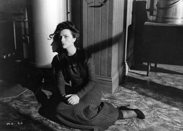 """as Aunt Fanny in """"The Magnificent Ambersons"""""""