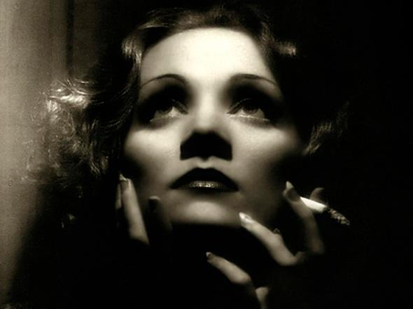 marlene dietrich 1932 - shangai express
