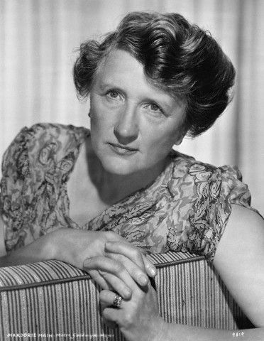 MarjorieMain