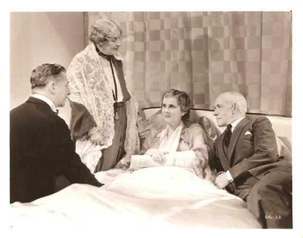 May Robson, Diana Wynward, and Lewis Stone