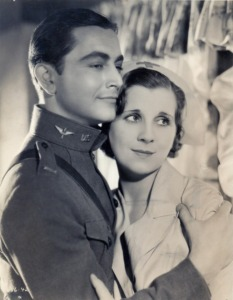 Robert Young and Diana Wynward