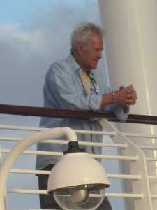Alex Trebek was in da house
