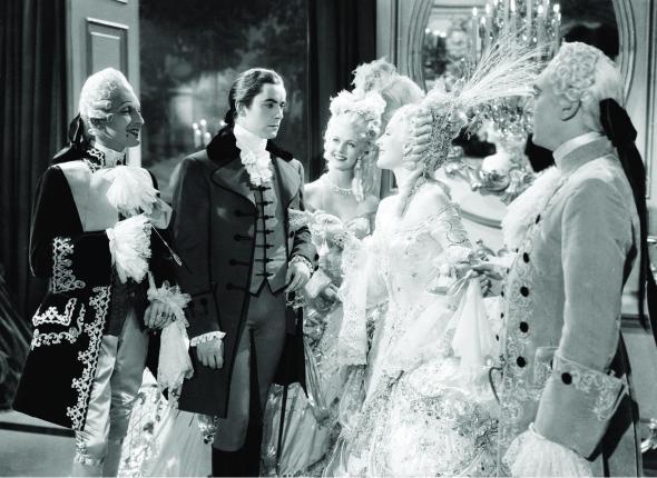 """Joseph et al in """"Marie Antoinette"""" (1938)"""