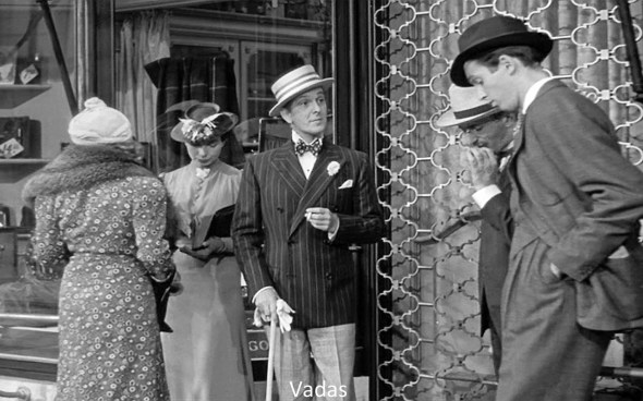 "as Vadas in ""The Shop Around the Corner"" (1940)"