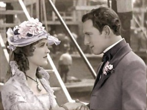 "Laura La Plante and Joseph in ""Show Boat"" (1929)"